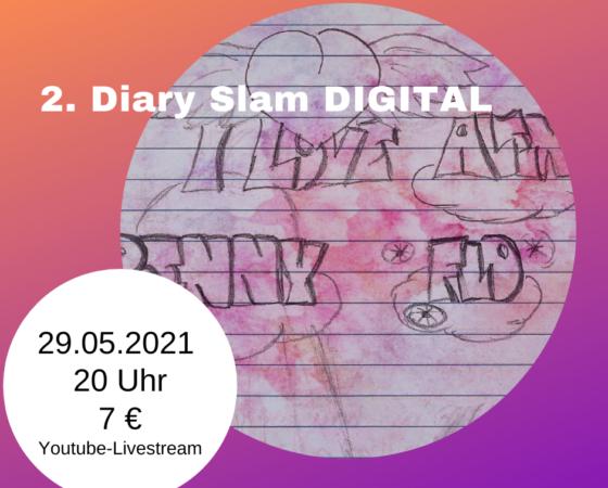 2. Diary Slam DIGITAL
